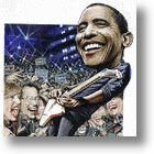 King Maker &amp; Social Networking Made Obama A Rock Star?